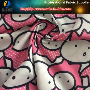 320t Polyester Pongee Cartoon Transfer Printing Fabric for Kid′s Garment pictures & photos