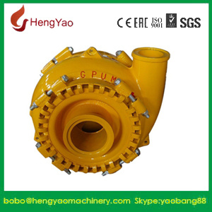 Centrifugal Mining Sludge Mud Gravel Sand Suction Pump pictures & photos