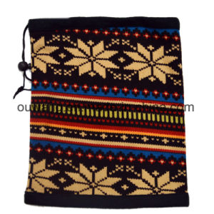 New Outdoor Sports Unisex Polar Fleece Winter Thermal Snood Neck Warmer Scarf pictures & photos