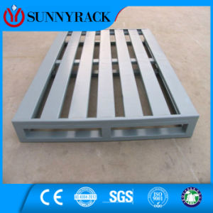 Heavy Duty Warehouse Steel Industrial Pallet pictures & photos