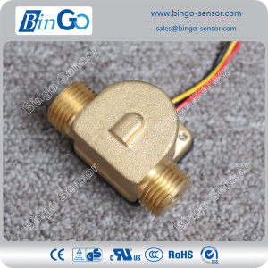 G1/2′′, Rated 1-30L/Min Hall Effect Water Flow Sensor Price pictures & photos