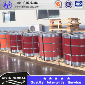 PPGI Color Coated Steel Coil Ral 9003 Color Card Color Coated Steel Coil pictures & photos
