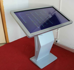 3G WiFi Network 47′′ Full HD LCD Multi Touch Screen Kiosk pictures & photos