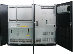 Supstech Sun-33t Series 400-500kVA Double Conversion UPS with Isolated Transformer pictures & photos
