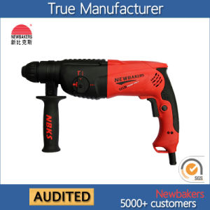 Electric Drill Power Tools Rotary Hammer (GBK2-26ES) pictures & photos