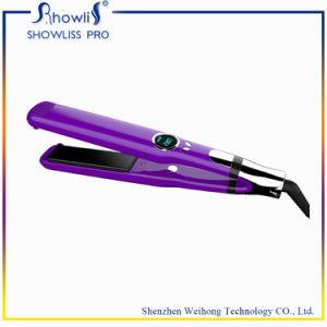 2016 Newest Design LCD Hair Straightener