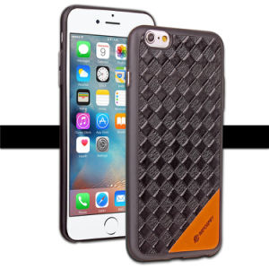 Woven Pattern Back Phone Cover Case for iPhone7 pictures & photos