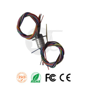 Competitive Capsule Slip Ring More Than 24 Wires Od 22mm or 25mm, pictures & photos