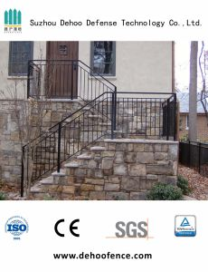 Metal Stair Fencing with New Design and High Quality pictures & photos