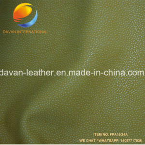 Good Price PU Leather for Women Bag pictures & photos