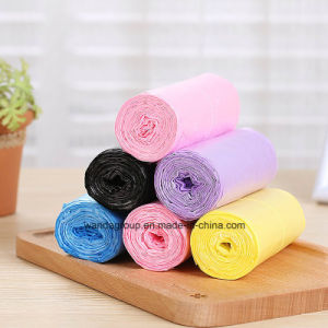 Certified Wholesale Plastic Garbage Roll Bags pictures & photos