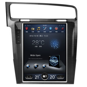 Android 5.1 10.4 Inch Car GPS with Bt Mirror Link Radio 4G for Volkswagen Golf 7