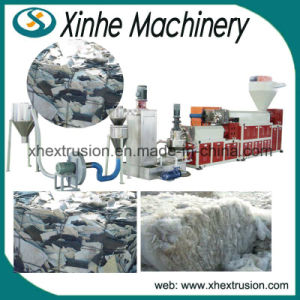 Single Screw Pelletizing Line/ Recycling and Pelletizing Line pictures & photos