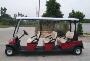 2017 Golf Cart Electric Scooter Golf Cart pictures & photos