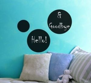 PVC Blackboard Sticker for Home, Office pictures & photos