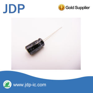 Electronic Capacitor 16V 220UF pictures & photos