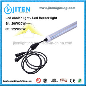 Best Sales 1.5m 30W Integrated LED Cooler Light for Freezer Light UL ETL Dlc pictures & photos