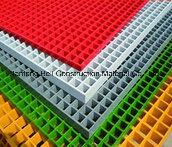 Carwash Floor FRP/Fiberglass Grating, Composite Panel. pictures & photos