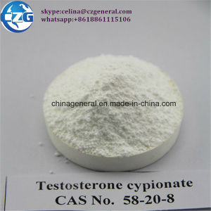 Test Cypionate Raw Steroid Powder Testosterone Cypionate for Muscle Building pictures & photos