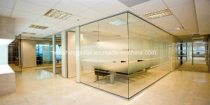 10mm Partition Glass/Tempered/Toughened Glass pictures & photos