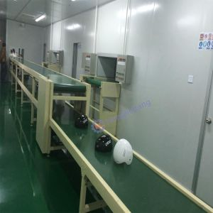 Robot Automatic Color Coating Line for Helmet pictures & photos