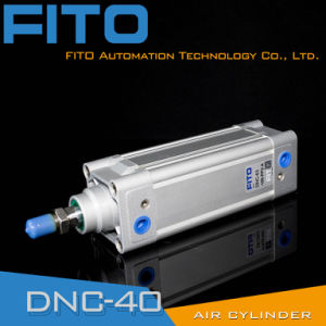 DNC100 ISO6432 Pnuematic Air Cylinder by Festo Type Se by Airtac Type pictures & photos