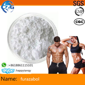 Muscle Building Steroids Powder CAS 1239-29-8 Fura Zabol Thp pictures & photos