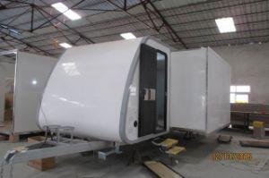 21FT Slide out Caravan