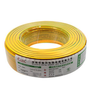 PVC Coated Copper Electric/Electrical Wire Rope pictures & photos