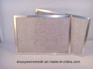 Range Hood Parts Type Range Hood Grease Filter pictures & photos