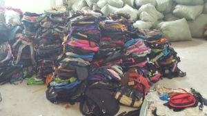 Wholesale Used Bags School Bags Export to Africa pictures & photos