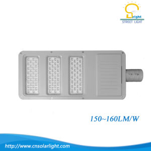 Hot DIP Galavanized Street Light Pole with LED Street Light pictures & photos