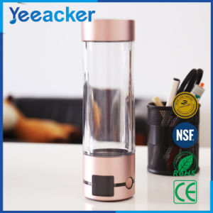 Portable Hydrogen Rich Water Electrolysis Hydrogen Generator pictures & photos