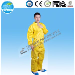 Industrial Used Disposable Nonwoven Coverall pictures & photos
