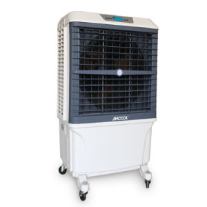 Home Appliance Electrical Portable Evaporative Air Cooler with Humidity Display pictures & photos