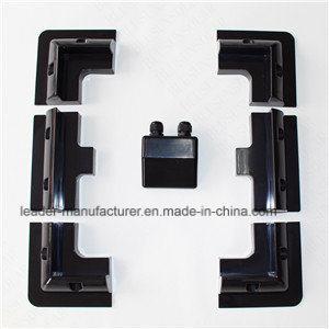 1 Set/ Lot Black ABS Solar Panel Mounting Bracket Kits for Caravan Motorhome RV- pictures & photos