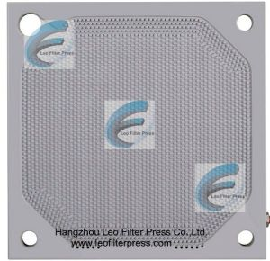 Leo Filter High Pressure PP Membrane Chamber Filter Plates pictures & photos