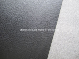 Microfiber Leather for Boots pictures & photos