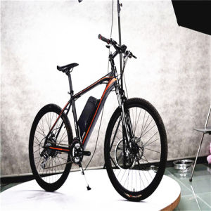 Aluminum Alloy Frame Mountain Ebike pictures & photos
