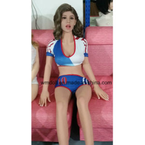 Gorgeous 165cm Lifelike Sex Dolls with Posable Skeleton pictures & photos