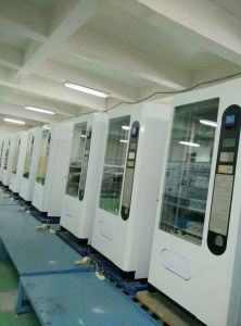 Vending Machine for Chocolate and Biscuit LV-205f-a pictures & photos