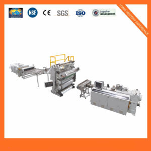 PVC Imitation Marble Sheet Production Line pictures & photos