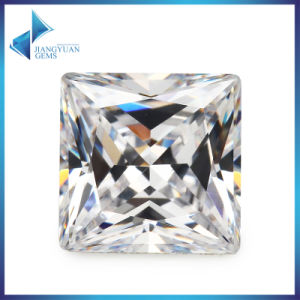 Wholesale CZ Gems Princess Cut Cubic Zirconia Aaaaa pictures & photos