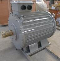 100kw 30rpm Low Speed Wind Generator Magnet Generator pictures & photos