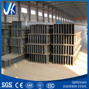 Hot Rolled for Construction Steel H Beam Made in China pictures & photos
