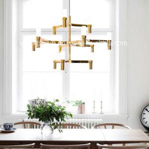 Modern Creative Art Design Tree Pendant Lighting For Living Room Glass LED  Candles Chandeliers Part 90