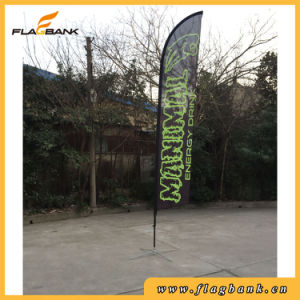 4.5m Advertising Aluminium Portable Feather Flag/Beach Flag pictures & photos