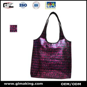 Colorful Letter Shopping Bag From Manufacturer pictures & photos