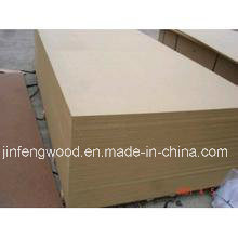 Chinese Factory Directly Sale Plain MDF Board with Fair Price pictures & photos