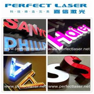 Aluminum Metal Logo Signs CNC Channel Letter Bending Machine pictures & photos